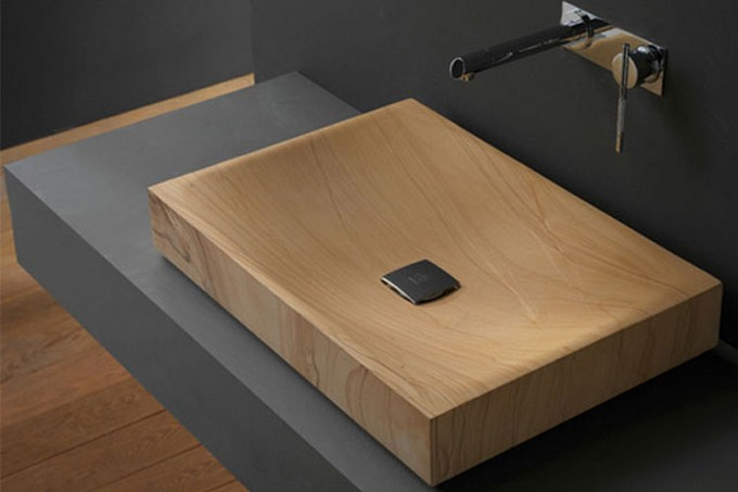 wood bathroom sinks for luxury bathrooms maison valentina5 wooden bathroom sinks Fascinating Wooden Bathroom Sinks to Create a Classic Style wooden bathroom sinks for luxury bathrooms maison valentina5