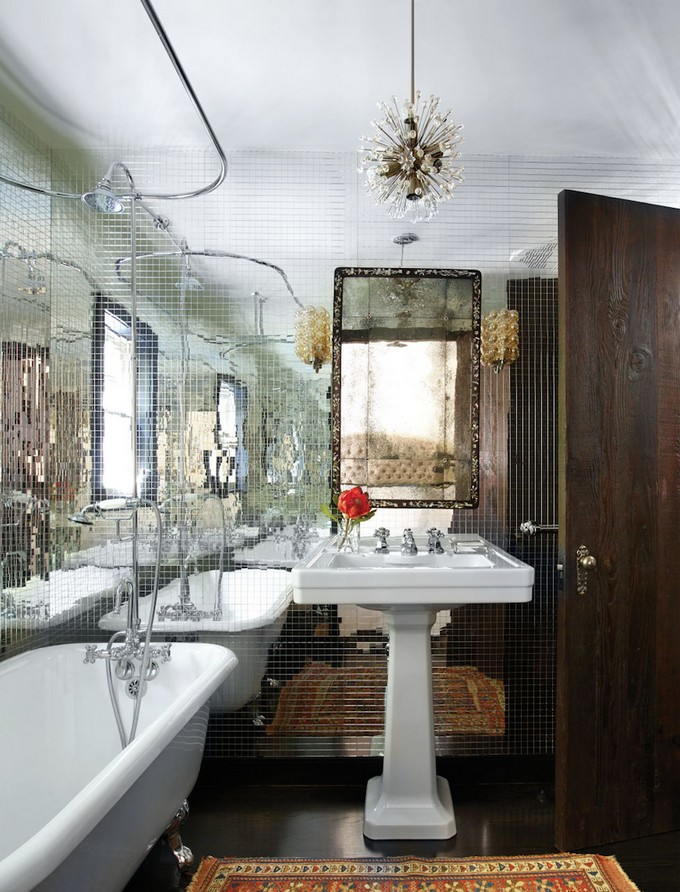 luxury bathroom mirrors glam up your decor with the best bathroom mirrors 13554