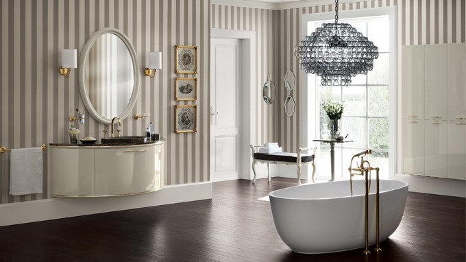 exquisite bathrooms from scavolini - Mobili Bagno Scavolini