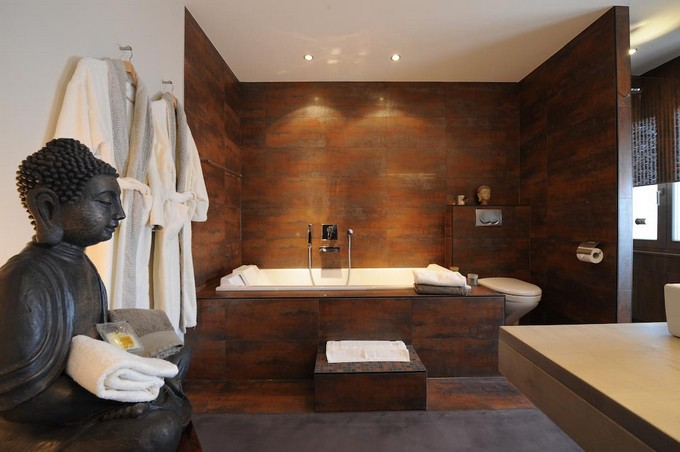 Top Bathroom Trends for 2016 – Spa Style Bathroom