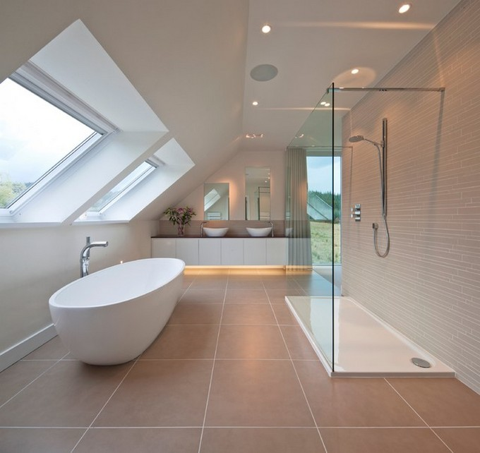 Splendid Ideas To Decorate Your Dream Bathroom