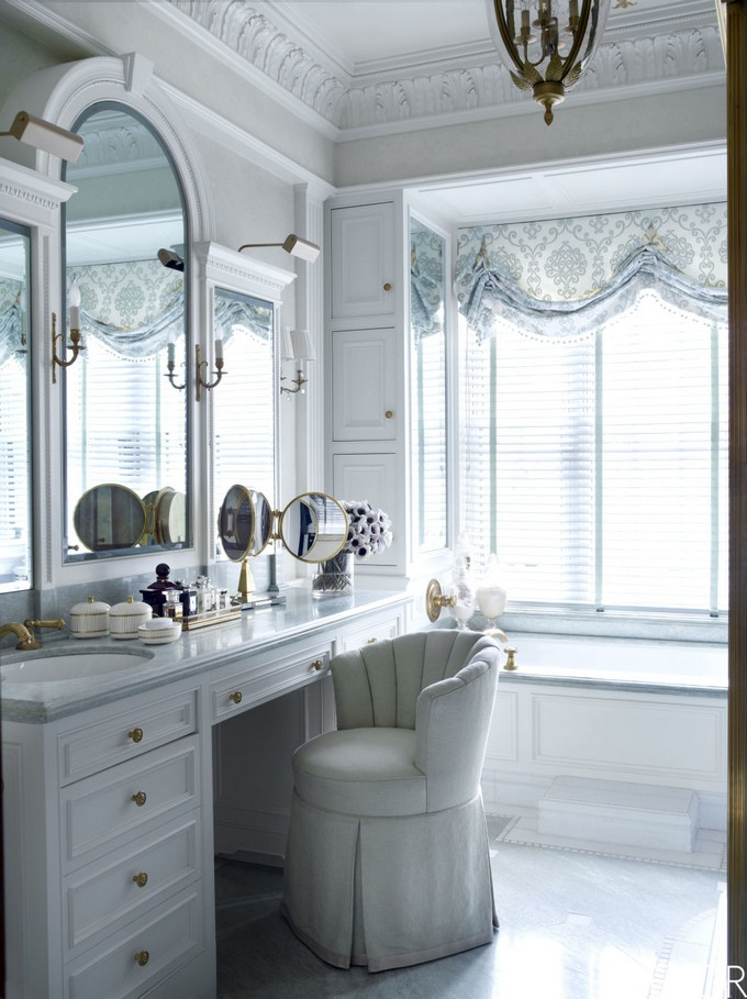 glam bathroom ideas glam up your decor with the best bathroom mirrors 11878