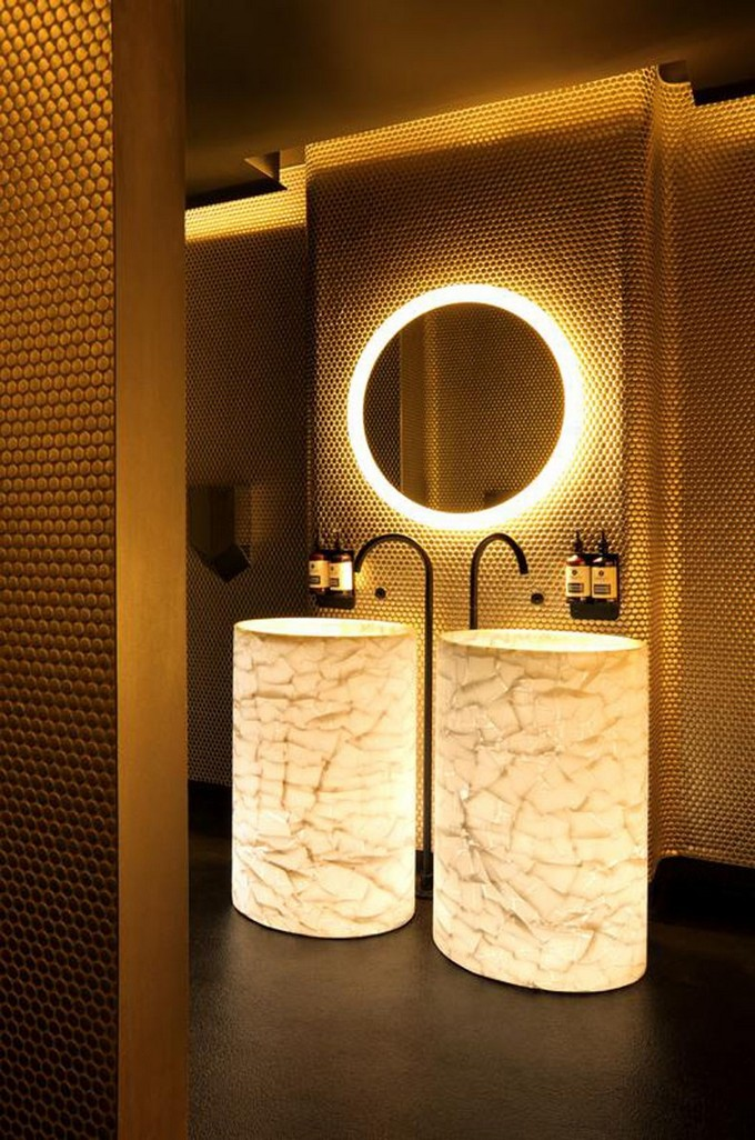 bathroom mirror designs glam up your decor with the best bathroom mirrors 11023