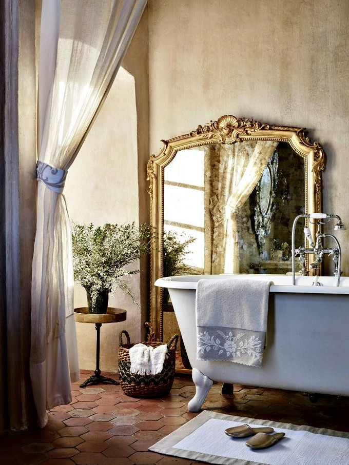 Luxury Bathroom Mirrors Maison Valentina Bathrooms77 Glam Up Your Decor With The Best
