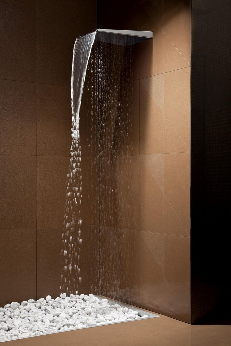 10 Amazing Showers Head To Create A Modern Eco Friendly Bathroom 1 Rain