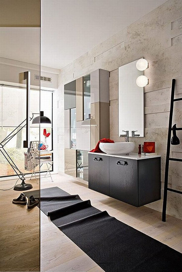 Exclusive Biege Luxurious Bathroom Inspirations