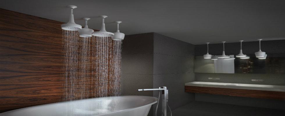 rain showers 10 Amazing Rain Showers Head to Create a Modern Eco-Friendly Bathroom feature 3