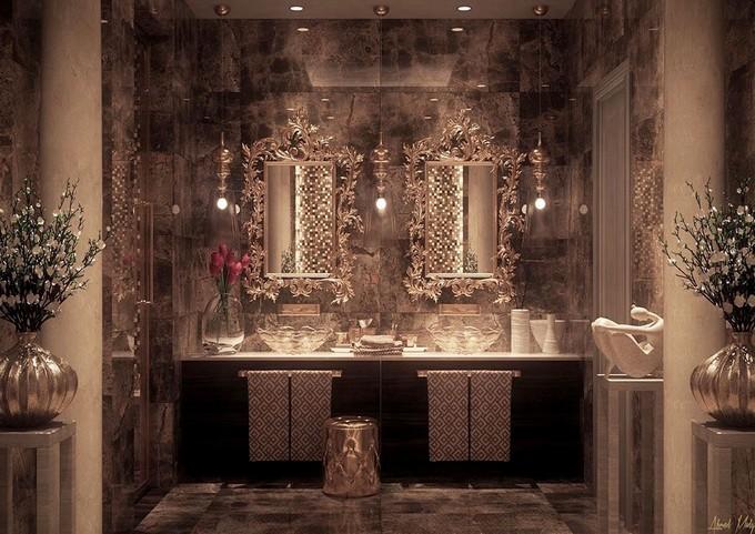 luxury bathrooms maison valentina77 spa bathroom Luxury Spa Bathroom Ideas to Create your Private Heaven luxury bathrooms maison valentina77