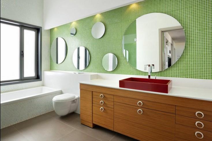 luxury bathroom trends maison valentina green bathroom