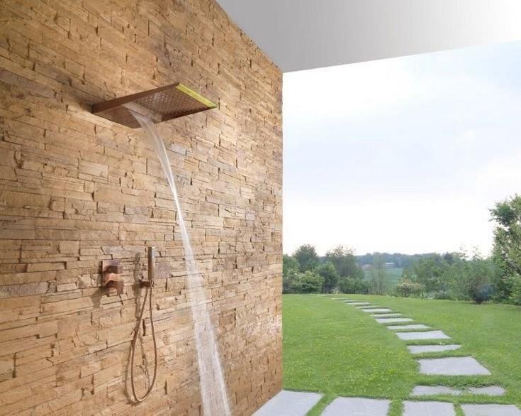rain showers for luxury bathrooms maison valentina 2 rain showers 10 amazing rain showers head to