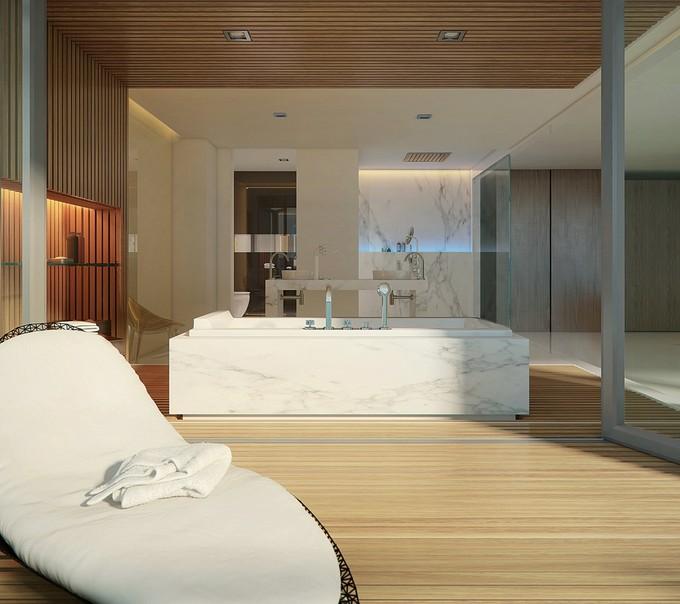 bathroom ideas for summer trends 3 spa bathroom Luxury Spa Bathroom Ideas to Create your Private Heaven spa bathroom ideas for summer trends 5