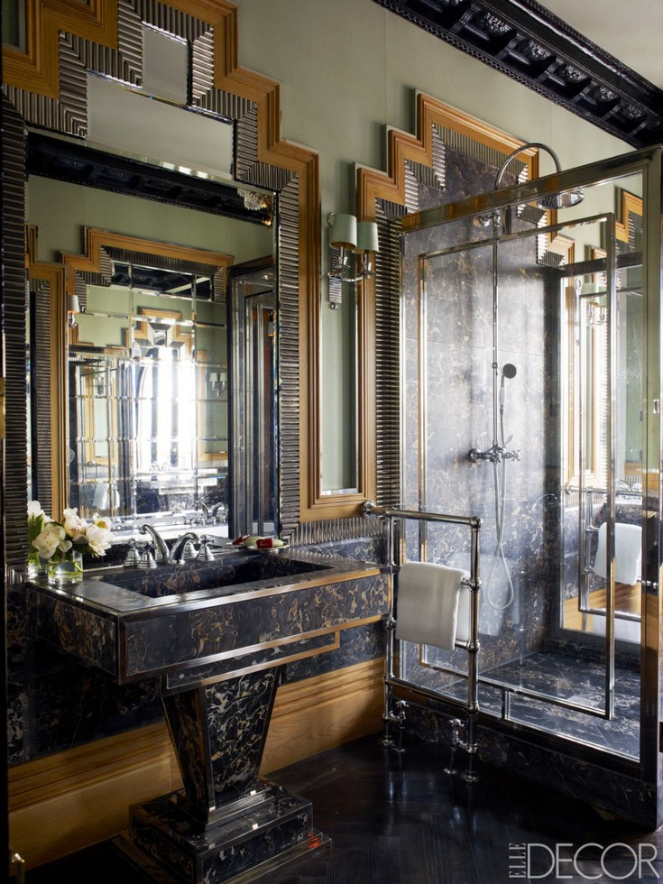 10 Small Bathroom Trends For 2016