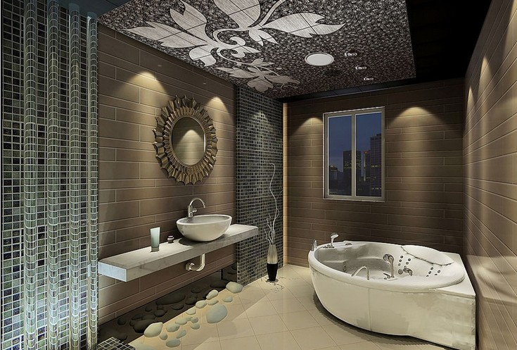 luxury bathrooms ideas for 2016  master bathroom ideas 50 Gorgeous Master Bathroom Ideas That Will Mesmerize You 2011090615514116