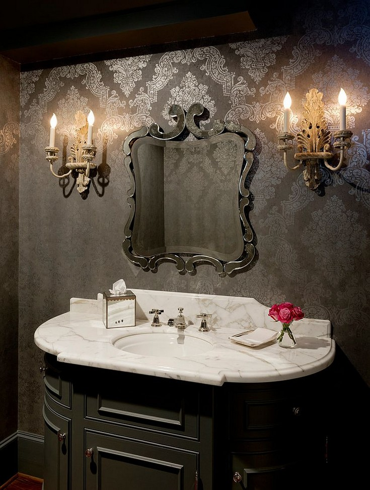 Get Inspired With Amazing Victorian Bathroom 7 Style For
