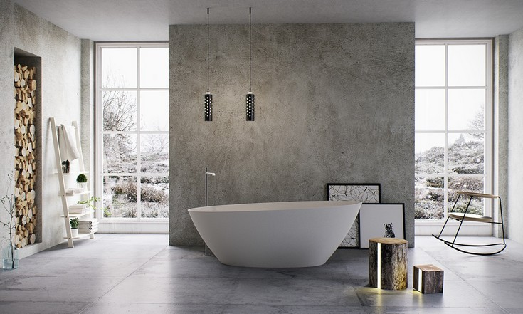 Give to your Bathroom a Calming Retreat Touch 1