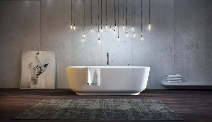 Give to your Dream Bathroom a Calming Retreat Touch 6