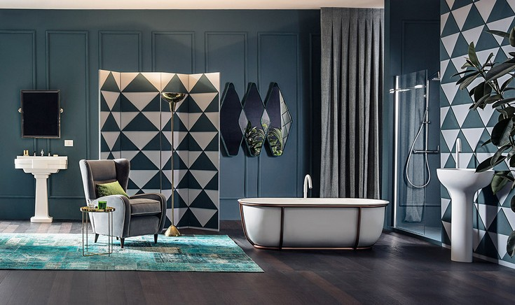 Give to your Dream Bathroom a Calming Retreat Touch 7