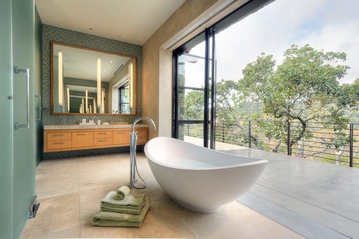 luxury bathrooms ideas for 2016  master bathroom ideas 50 Gorgeous Master Bathroom Ideas That Will Mesmerize You Heavenly place to relax photo 11