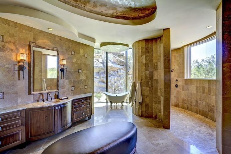 luxury bathrooms ideas for 2016  master bathroom ideas 50 Gorgeous Master Bathroom Ideas That Will Mesmerize You IS 16tkoy646hy71