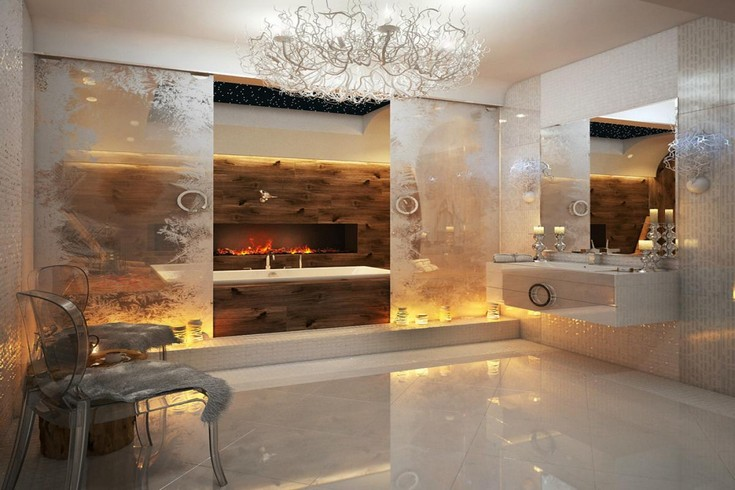 luxury bathrooms ideas for 2016  master bathroom ideas 50 Gorgeous Master Bathroom Ideas That Will Mesmerize You c59c2