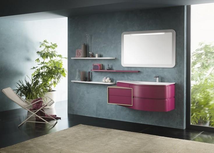 Modern and contemporary bathroom avantgarde by inda for Inda salle de bain