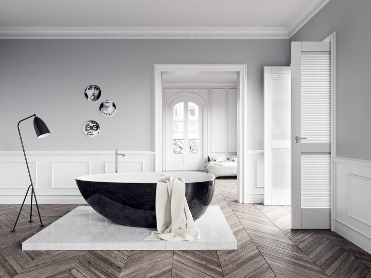 luxury bathrooms ideas with a calming retreat 2
