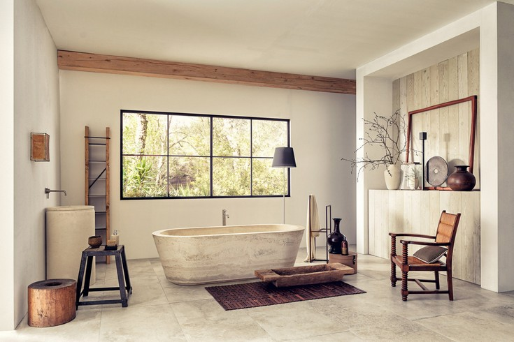 luxury bathrooms ideas with a calming retreat 4