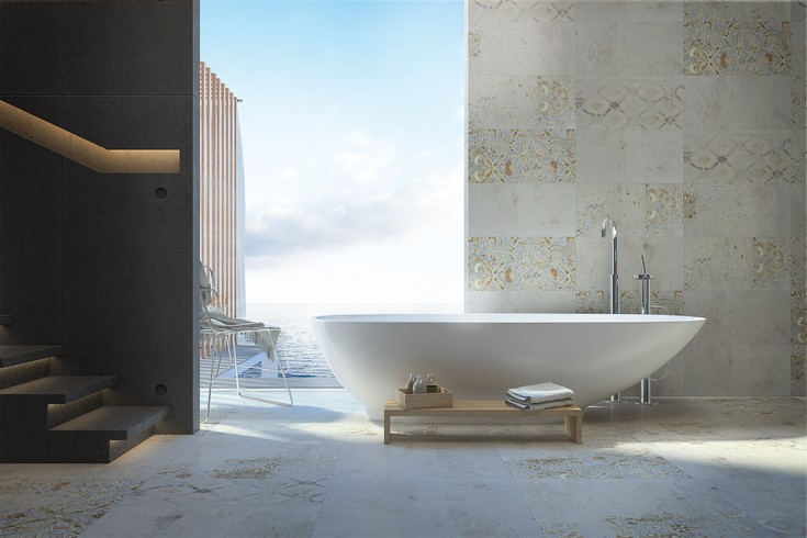 luxury bathrooms ideas with a calming retreat 78