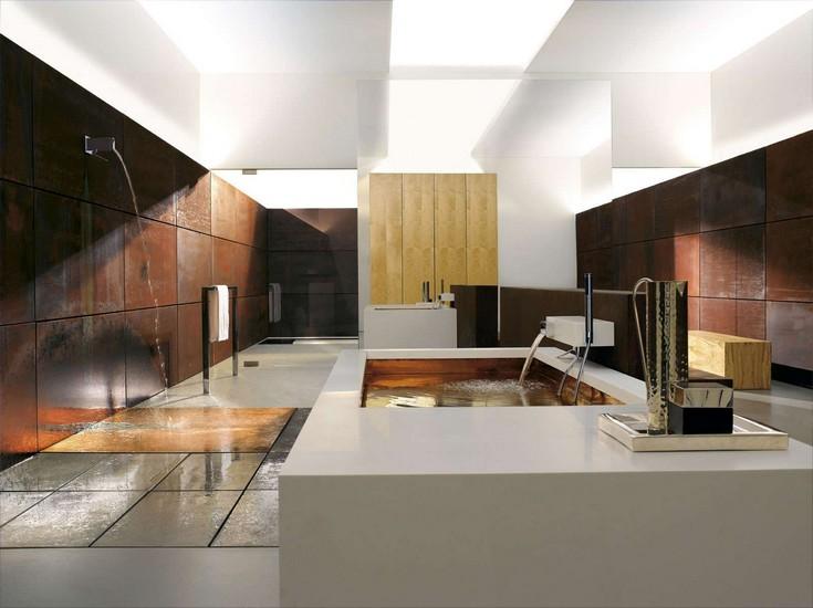 Luxury bathrooms ideas by dornbracht for Luxury bathrooms 2016