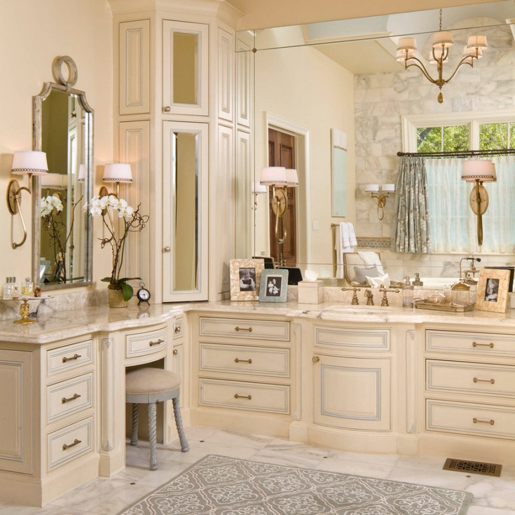 Sweet-Bathroom-with-Pastel-Wall-Paint-and-Amusing-Hanging-Lamp-plus-Interesting-L-Shaped-Bathroom-Vanity-closed-Big-Mirror-near-Pretty-Flower-Decor-on-Pot- pastel bathrooms Pastel Bathrooms Design Ideas for 2016 That You'll Love Sweet Bathroom with Pastel Wall Paint and Amusing Hanging Lamp plus Interesting L Shaped Bathroom Vanity closed Big Mirror near Pretty Flower Decor on Pot 893x893