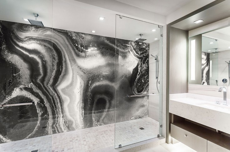 Beautiful Surfaces for your Master Bathroom 1