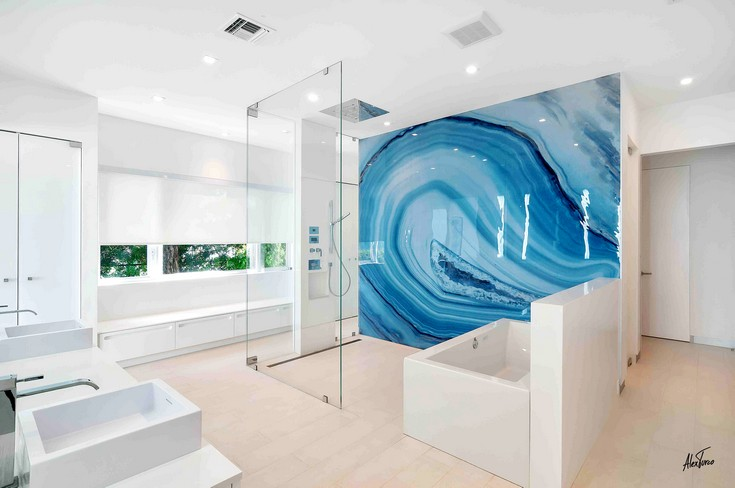 Beautiful Surfaces for your Master Bathroom 4