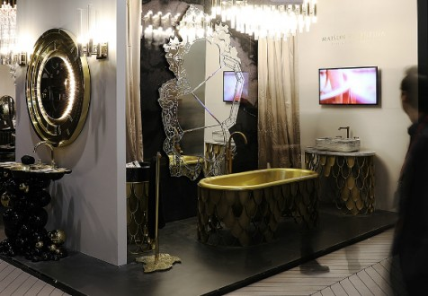 Maison et Objet Paris: Bathroom Design News from Maison Valentina