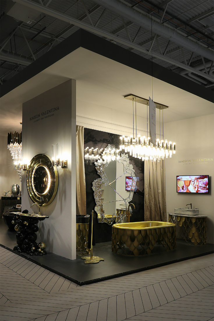Maison et objet paris bathroom design news from maison for Architecture et decoration