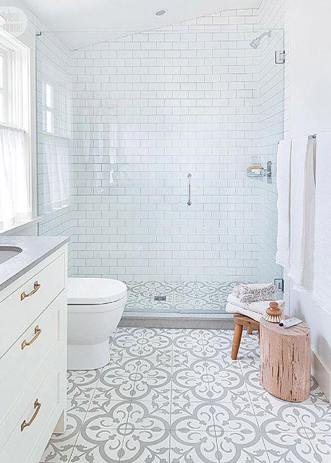 bathroom tile trends  Amazing Bathroom Tile Trends In 2017 2086f931e1de9fb56e24467de8da651a