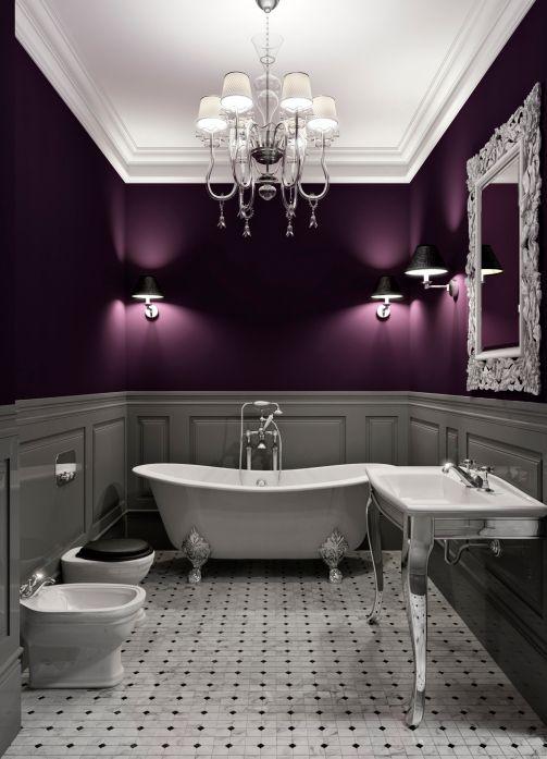 Inspiring Colorful Bathrooms Ideas  Inspiring Colorful Bathrooms Ideas 3aed095218743f1418fc6a5f9f0e5252