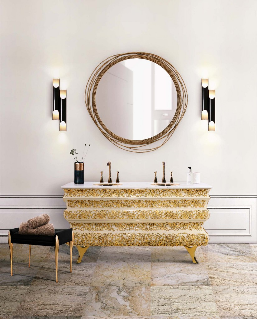 6 simple ideas to make your bathroom look luxurious  6 Simple Ideas To Make Your Bathroom Look Luxurious MV Bathroom 16 825x1024