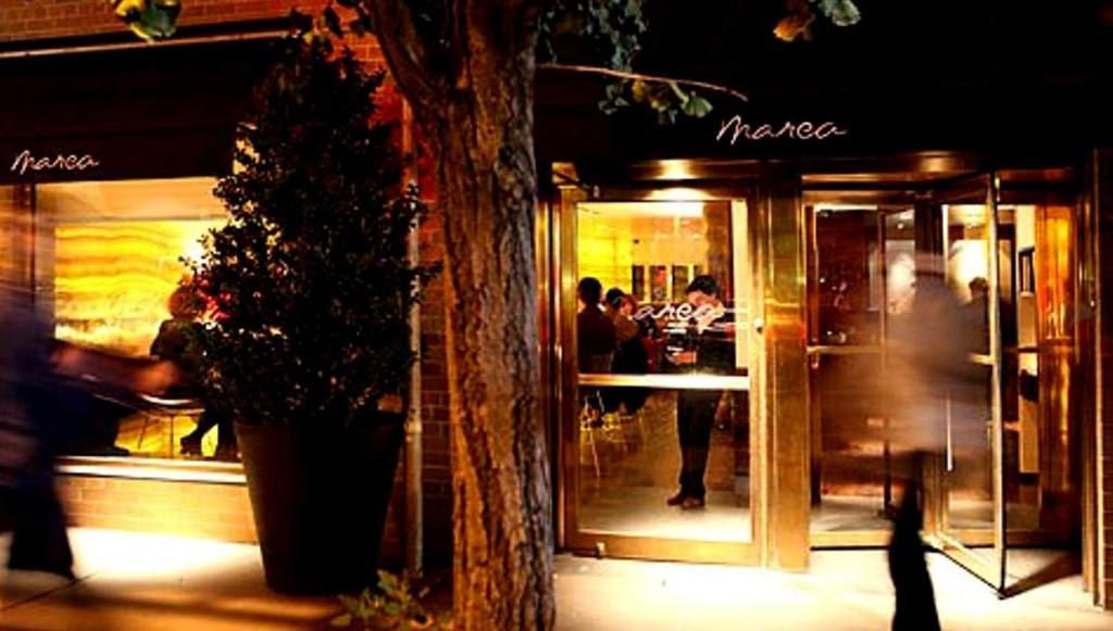 Italian Restaurants Near Central Park South