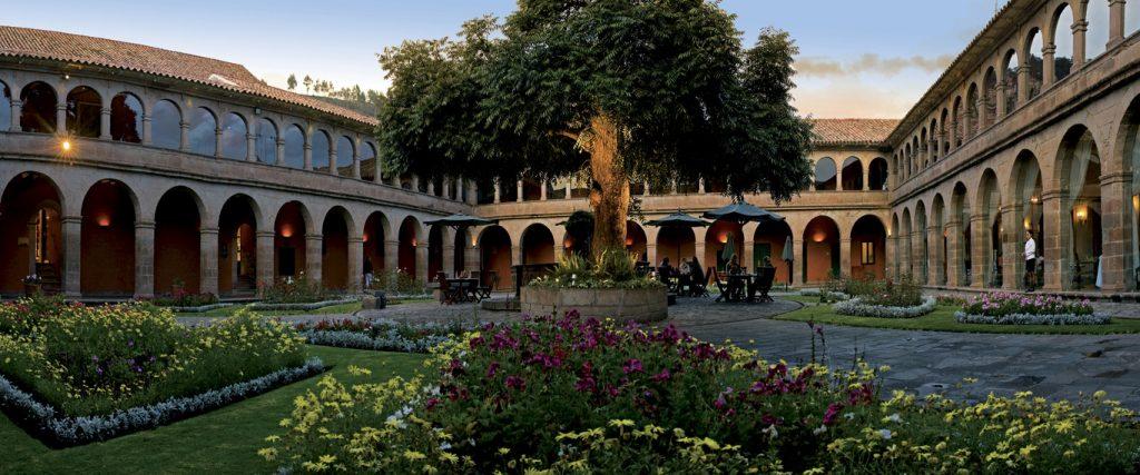 5 best hotels in the world 5 best hotels in the world The 5 Best Hotels in the World to Book on Your Next Trip ocus  guest area courtyard09