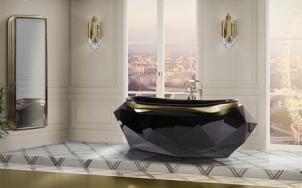 Storage Mirror: Colosseum Tall Storage The Storage Mirror: Colosseum Tall Storage 24 diamond bathtub colosseum wall display HR