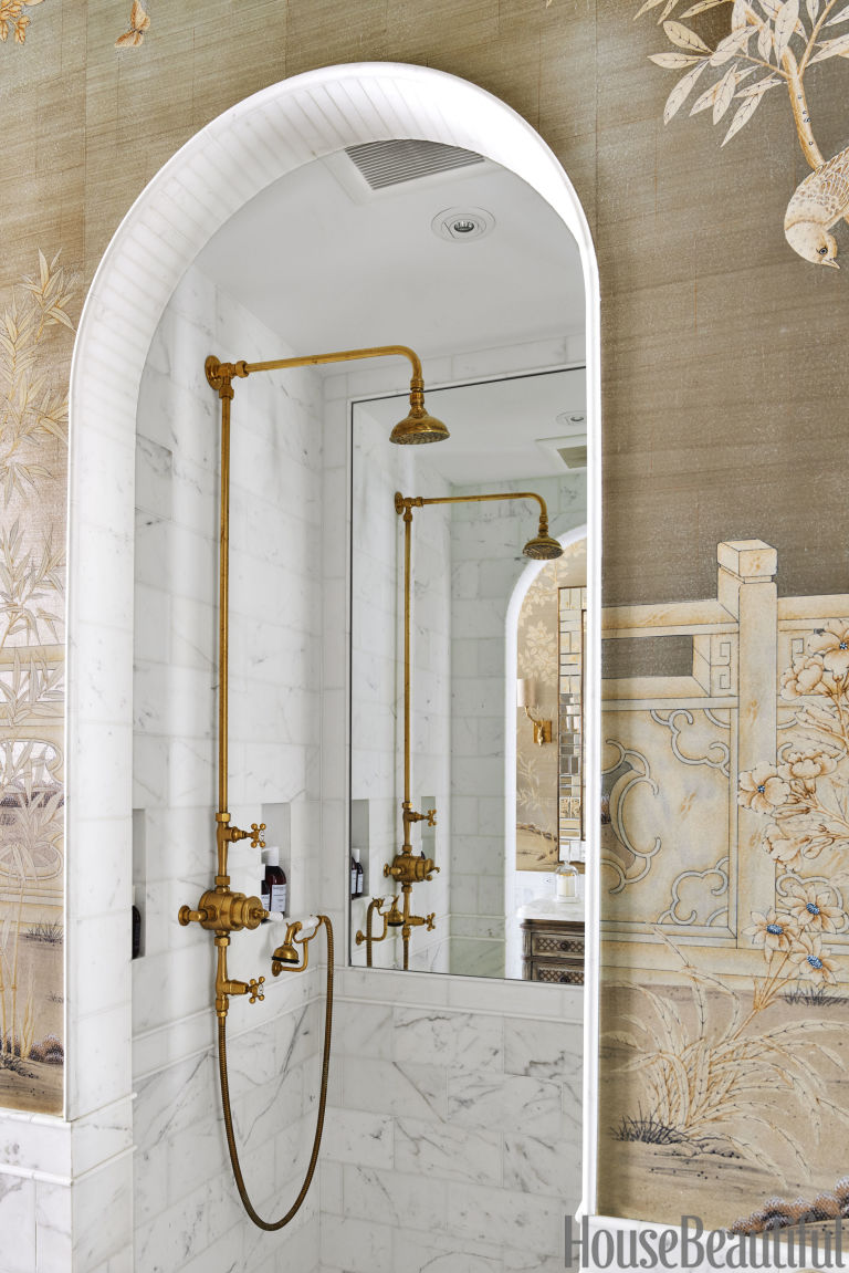Bathroom Tour: Luxurious Manhattan Bathroom Bathroom Tour: Luxurious Manhattan Bathroom Bathroom Tour: Luxurious Manhattan Bathroom gallery 1480436622 shower