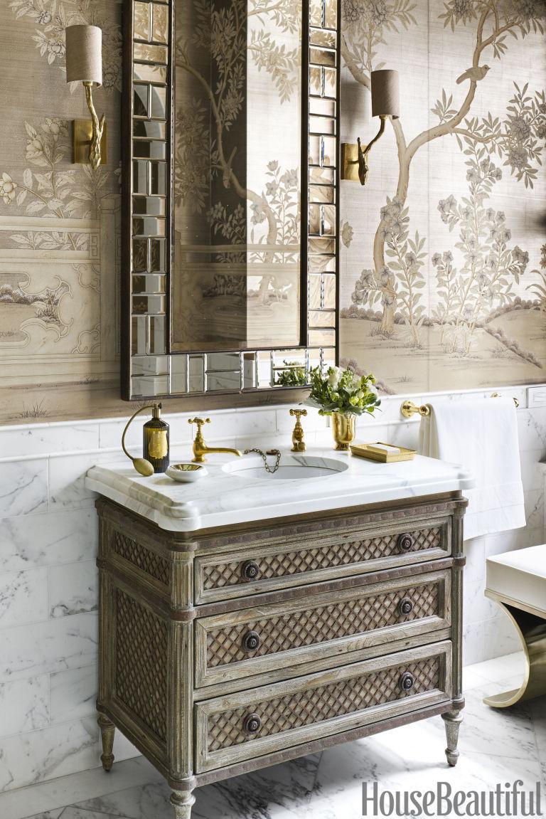 Bathroom Tour: Luxurious Manhattan Bathroom Bathroom Tour: Luxurious Manhattan Bathroom Bathroom Tour: Luxurious Manhattan Bathroom gallery 1480436712 sink