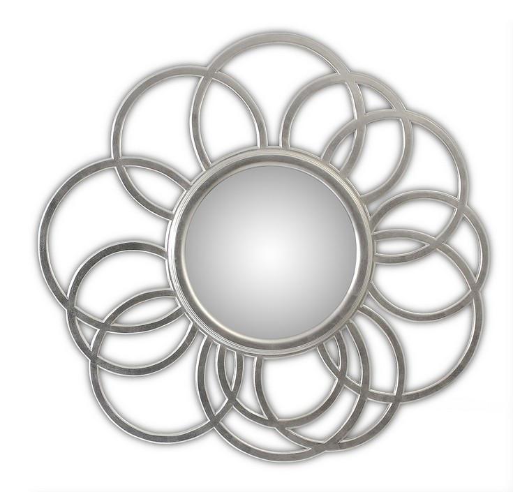 8 Round Mirrors That Will Bring Art To Your Walls