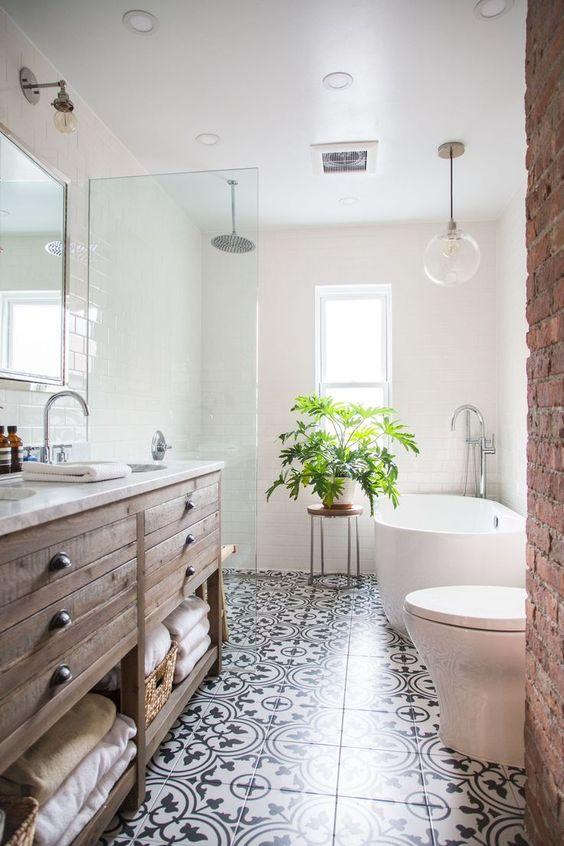 5 Decor Ideas That Make Small Bathrooms Feel Bigger 5 Decor Ideas That Make Small Bathrooms Feel Bigger 2aa11da37886f3661b866d2a852fbca7