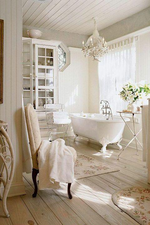 Country Chic Decor 5 Bathroom Ideas For A Country Chic Decor cc8dd27a7a38898a1b406b1111da851b