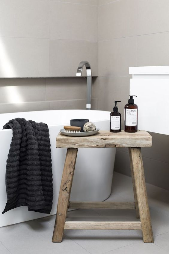 Bathroom with Wood bathroom with wood How to Decor Your Amazing Bathroom with Wood 49ad65c5bc06326b5e4c8b7e09d0586a