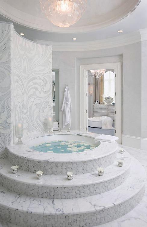 Perfect White Bathrooms