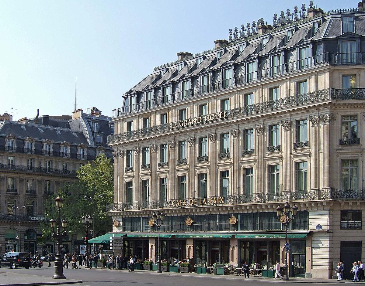 5 Best Hotels in Paris 5 Best Hotels in Paris 5 Best Hotels in Paris for 2018 Grand H  tel Paris April 2011