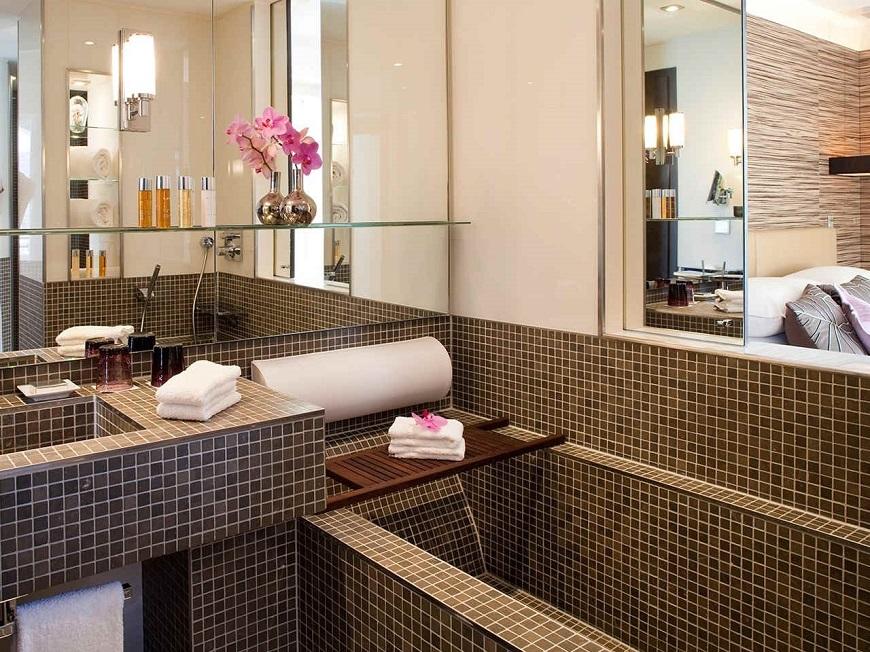 Radisson Blu 1835 Hotel & Thalasso Cannes Radisson Blu 1835 Hotel & Thalasso Cannes Luxury Bathrooms At Radisson Blu 1835 Hotel & Thalasso Cannes Refined Luxury Bathrooms At Radisson Blu 1835 Hotel Thalasso Cannes 1