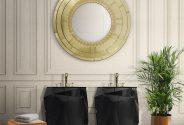 Enhance Your Bathroom Design with Maison Valentina's Curated Mirrors 3